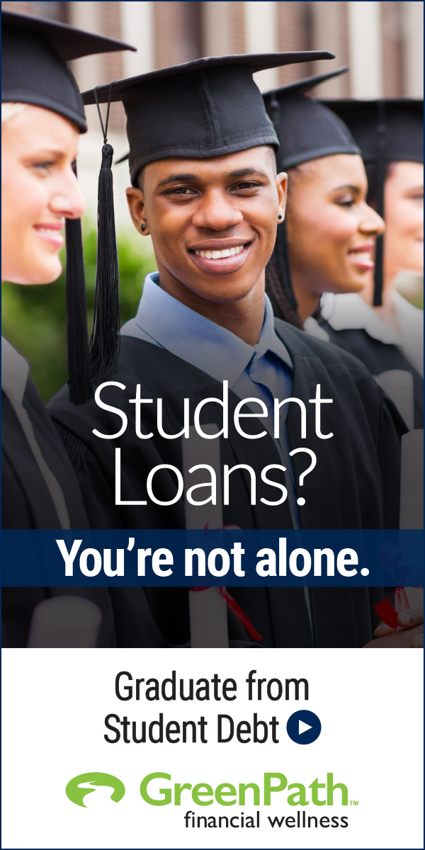 GreenPath student loan sidebar